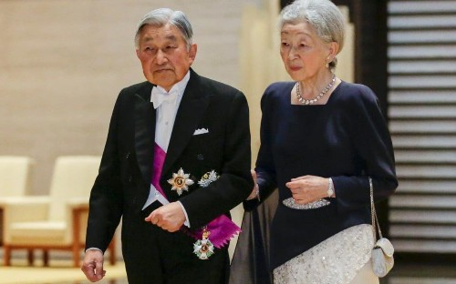 Japan's abdicating emperor may ignite row over succession rules