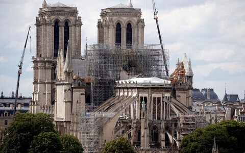 Notre-Dame to host first mass since devastating fire