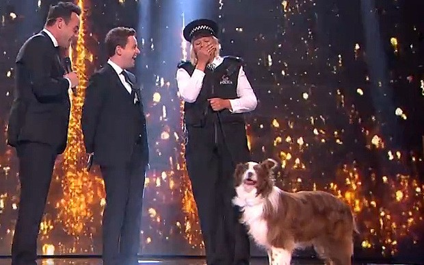 Britain's Got Talent 2015: Watch the moment Jules O'Dwyer and Matisse win competition