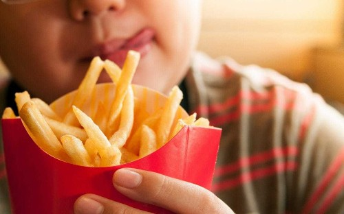 Seeing junk food adverts changes children's taste buds