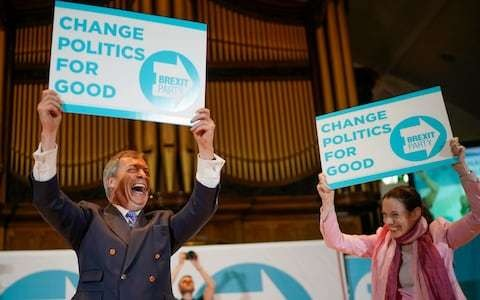 Leavers have been insulted and betrayed. I'm standing for the Brexit Party to defend their votes