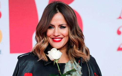 'Women like Caroline Flack are seen as a different species – but the pressure on them is unreal'