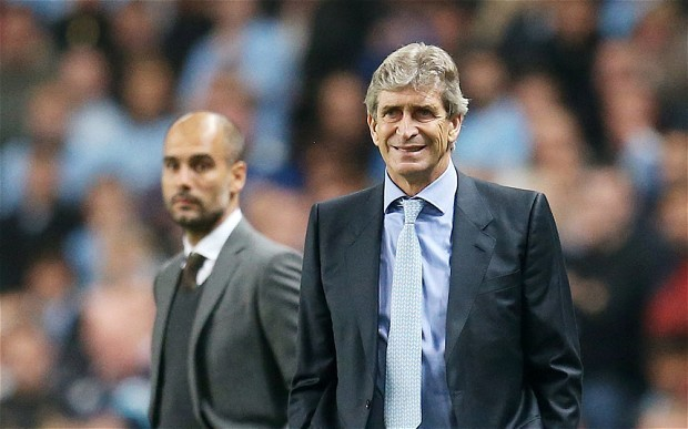 Manuel Pellegrini's lack of a big idea at Manchester City has been exposed by Pep Guardiola's Bayern Munich