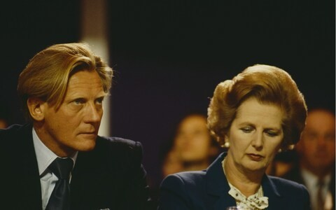Michael Heseltine admits he found idea of Margaret Thatcher becoming leader 'incredible' as 'this was not a leader'