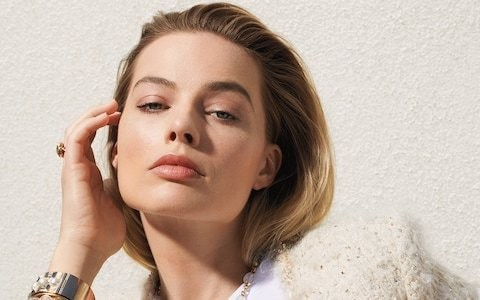 Margot Robbie on her beauty secrets... and why 'women are no longer stuck in a man's world'