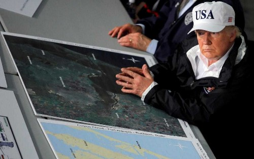 Obama photographer highlights one key difference between Donald Trump and former President's disaster responses