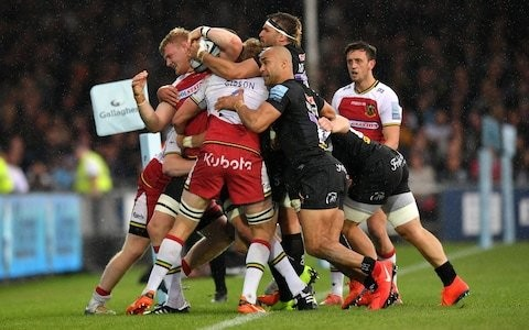 Exeter tap into last season's painful ending ahead of semi-final against entertaining Northampton