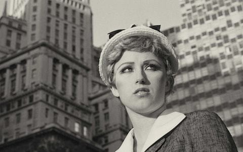Cindy Sherman, National Portrait Gallery, review: a glossy retrospective for the original Selfie Queen