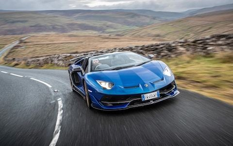 Is this new Lamborghini the angriest-looking supercar of all time?
