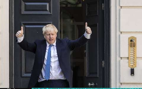 Three ministers time resignations around Boris Johnson's leadership victory