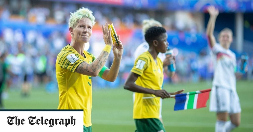 South Africa captain Janine van Wyk signs for Glasgow City in 'one of the biggest ever signings in Scottish women's football'