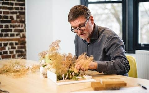 'When I hear Best in Show, I always think of Sarah': why Andy Sturgeon's win at Chelsea Flower Show is bittersweet