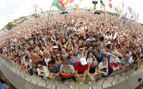 Unwanted Glastonbury tickets released for sale: how to avoid being scammed