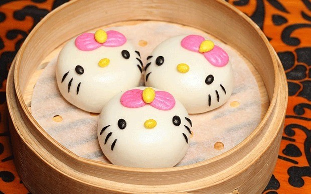 World's first Hello Kitty Chinese restaurant opens in Hong Kong