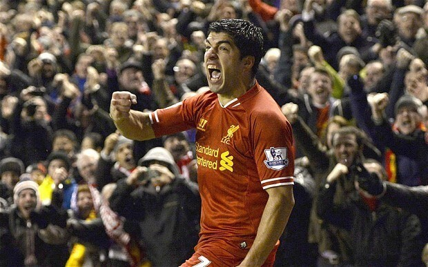 Liverpool v Arsenal: History over bid to lure Luis Suárez to the Emirates adds fuel to two key clashes