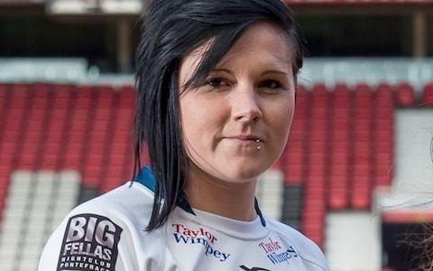 Natalie Harrowell, former England rugby league forward, dies aged 29