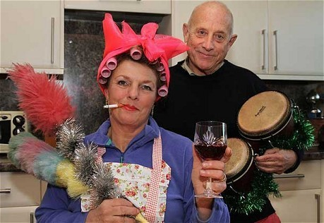 Politicians' Christmas cards: All I want for Christmas is Me