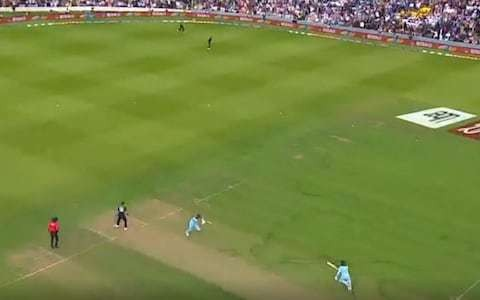 The picture that proves umpire error handed England the Cricket World Cup