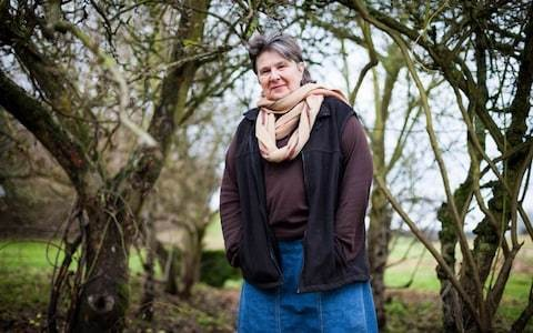 Susan Hill: 'I don't think I've got some deep darkness in me, I just like ghost stories'