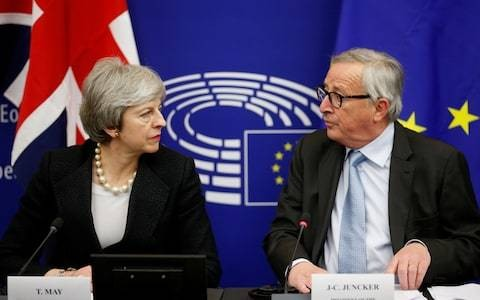 I'm sorry Mrs May, but compromise is a dirty word when it involves the betrayal of Brexit
