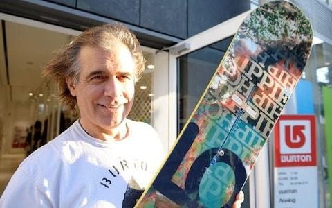 Jake Burton Carpenter, pioneer of snowboarding whose radical redesign helped to popularise the sport around the world – obituary