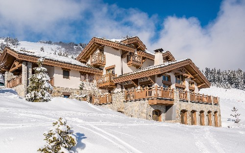 Is this France's best ski chalet? Inside Courchevel's £47,000-a-night Shemshak Lodge