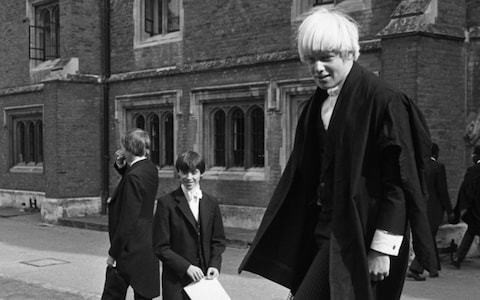 Does Eton wield an unhealthy influence over British politics?