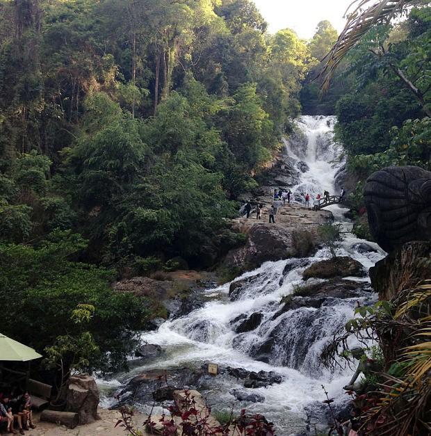 Three Britons dead after climbing waterfalls in Vietnam