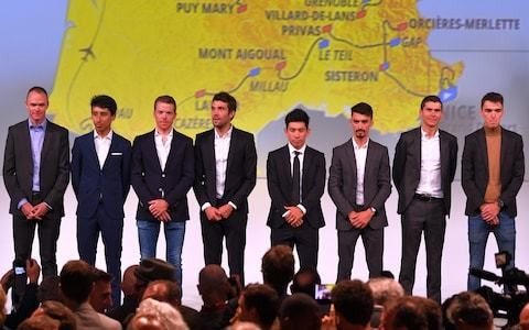 Tour de France 2020 route is hardest I've seen in the years, says Chris Froome