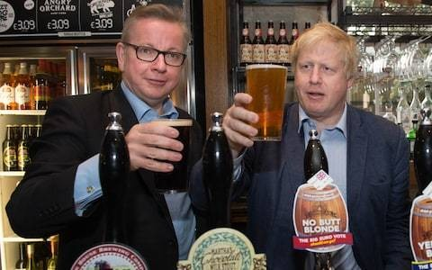 Boris Johnson and Michael Gove could be an unbeatable team
