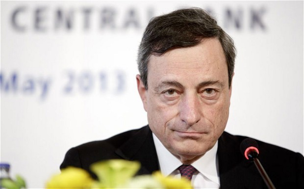 Europe needs Britain, says ECB president Mario Draghi