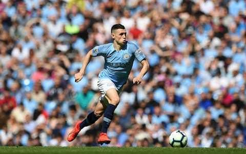 Phil Foden has proved himself ready to play a more consistent role at Manchester City