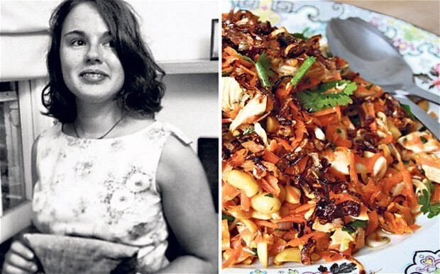 My favourite dish: Nicola Swift's roast poultry and carrot salad