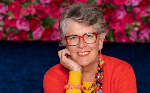 Prue Leith on turning 80 - and why she's finally moving in with her husband