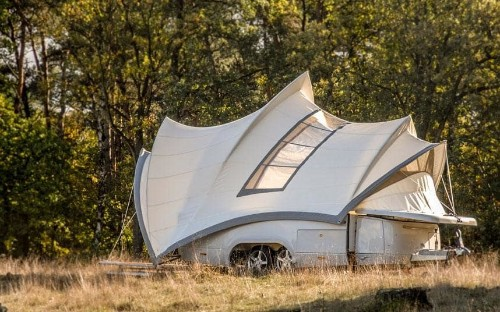How caravanning became cool: welcome to the 'glamavan'