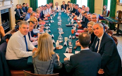 Cabinet ministers round on Remain colleagues amid backlash over plans to stop a no-deal Brexit