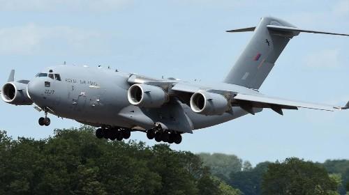 Military Machines: The C-17 Globemaster transporter