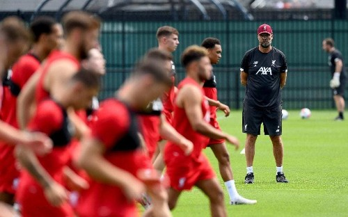 'We need to calm this down': Jurgen Klopp bemoans fixture load as Liverpool prepare for seven competitions this season