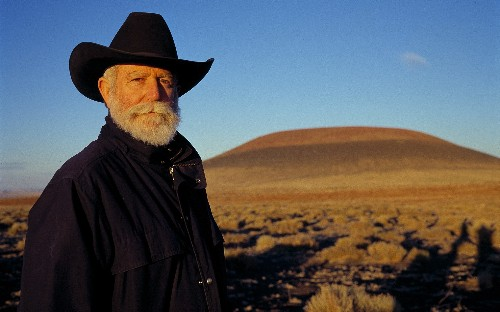 James Turrell: the artist on Beyonce, Kanye and why he's spent 40 years working on a volcano