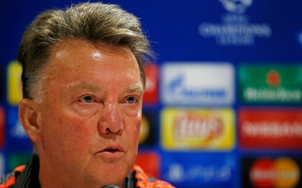 Manchester United manager Louis van Gaal unsure if team is good enough for Champions League
