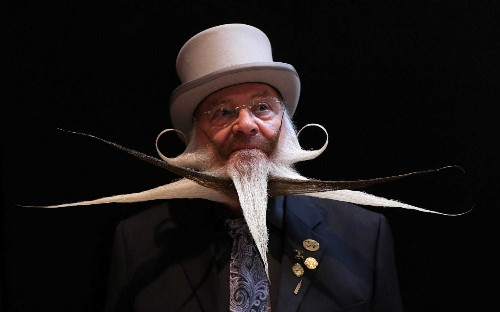The 2019 World Beard and Moustache Championships, in pictures