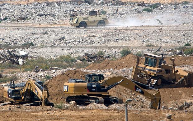 Egypt 'violated international law' through mass home demolitions along Sinai border with Gaza