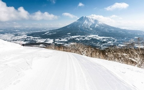 Could you ski four volcanoes in four days? Introducing Japan's newest extreme winter trip