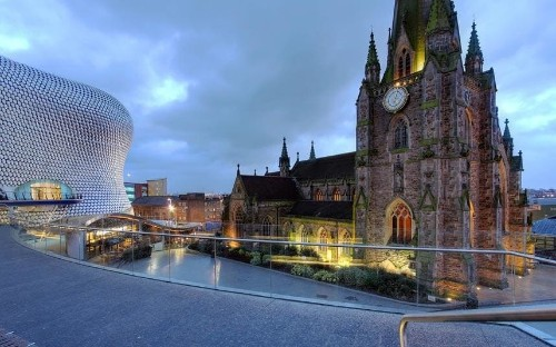 Birmingham? Why send tourists there?