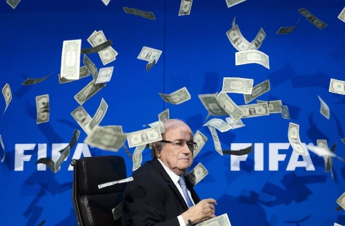 Sepp Blatter's most controversial moments