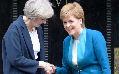 SNP urged to drop 'indyref2' threat as figures confirm Scotland's trade with UK worth four times more than EU