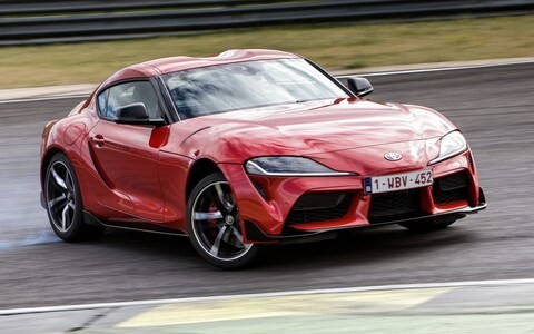 Toyota Supra review: long-awaited Japanese superstar falls just shy of brilliance