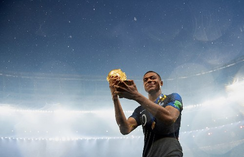 The story of World Cup 2018 in 44 stunning pictures