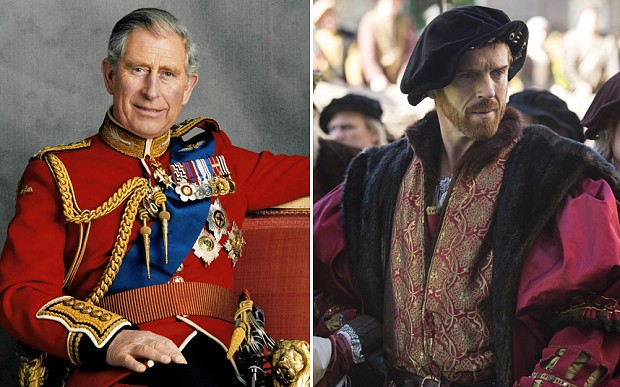 Prince Charles's treacherous household 'like Wolf Hall', courtiers say