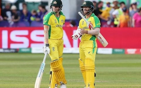 Eoin Morgan says he will not intervene over booing of Australia pair Steve Smith and David Warner